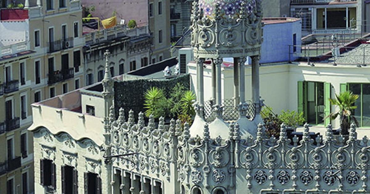 Quadrat dOr  Barcelona Modernista  Meet Barcelona