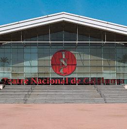 Teatre nacional de catalunya meet barcelona for Teatre nacional de catalunya