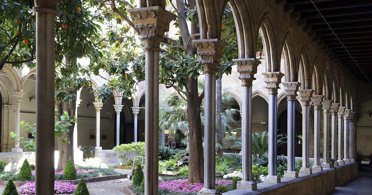 Rincones de barcelona con encanto meet barcelona - Rincones de jardines con encanto ...