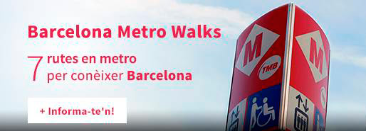Barcelona Metro Walks