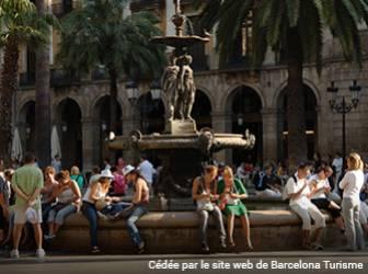Barcelone, ville d'accueil pour la communauté internationale