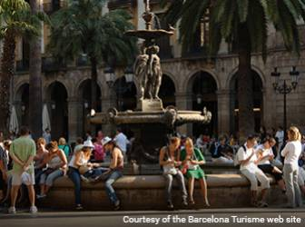 Barcelona, a welcoming city for the international community