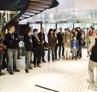 El festival d'arquitectura 48H Open House Barcelona