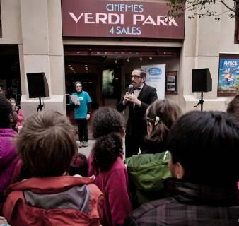 Public enfants à El Meu Primer Festival