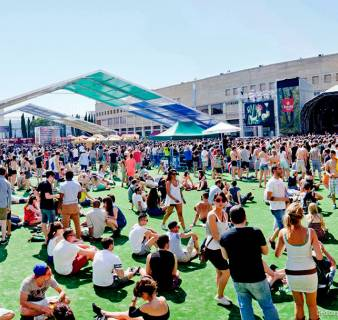 El festival Sónar
