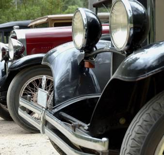 The Barcelona International Vintage Car Rally