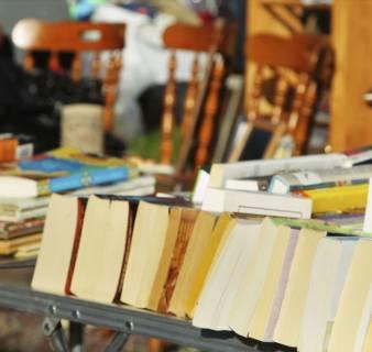 Estands de la Setmana del Llibre en Català