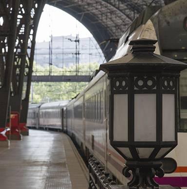 Gare de França