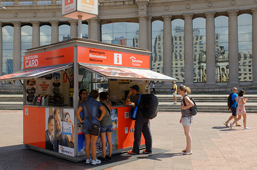 Tourist Information Points