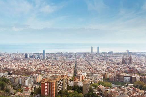 La météo à Barcelone