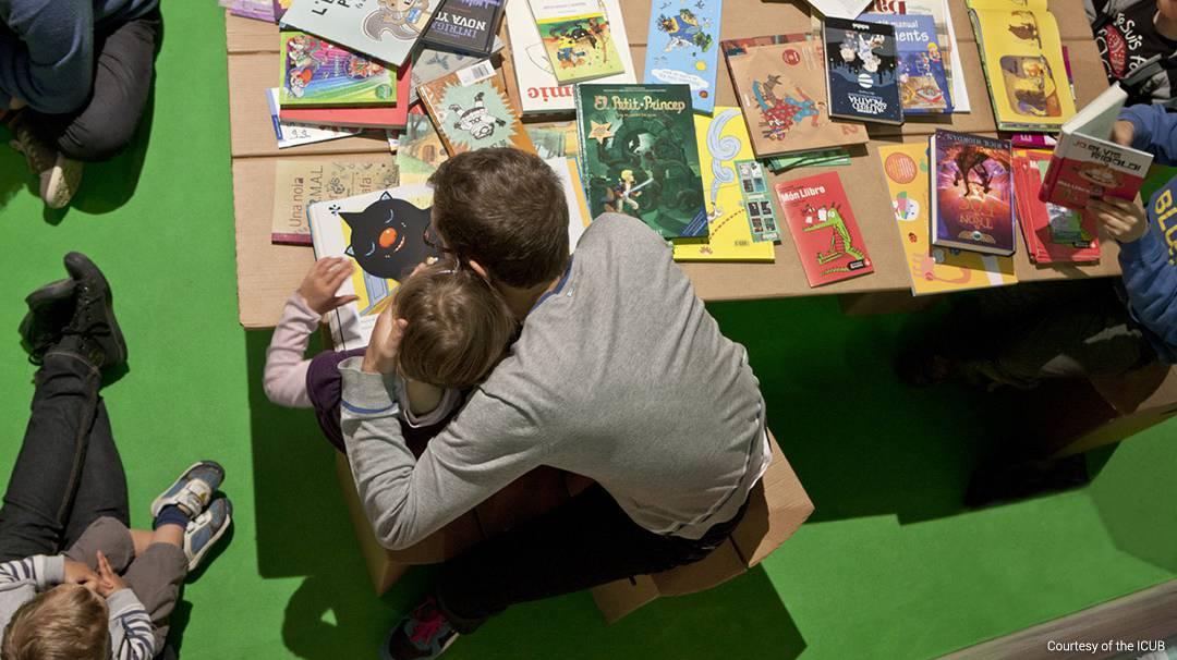 Món Llibre Festival of Children's Literature