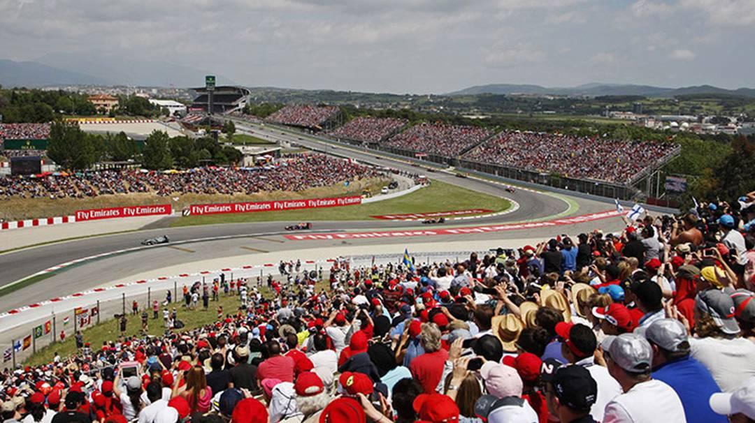 Le Grand Prix d'Espagne Santander de Formule 1