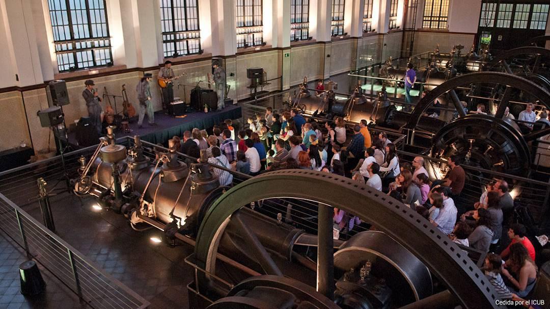 Público en la Noche de los Museos