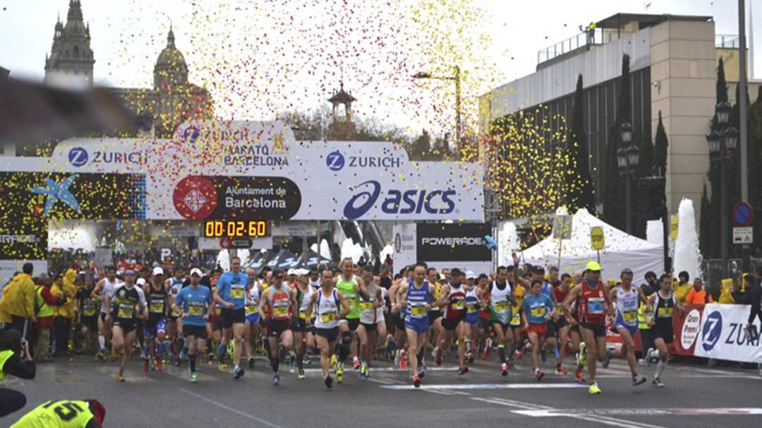La Zurich Marató de Barcelona