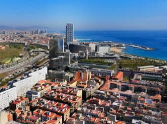 Cerca de Barcelona