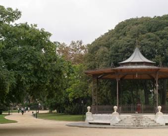 Parques con historia, Ciutadella