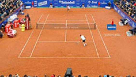 El Barcelona Open Banc Sabadell, Trofeu Godó