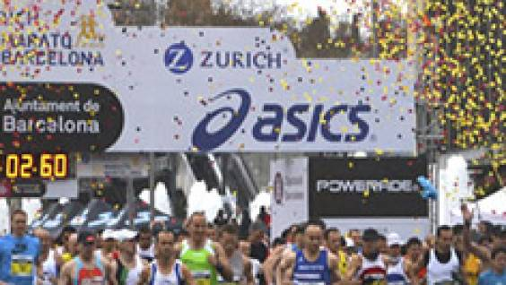 The Zurich Barcelona Marathon