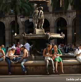 Barcelona, ciutat d'acollida per a la comunitat internacional