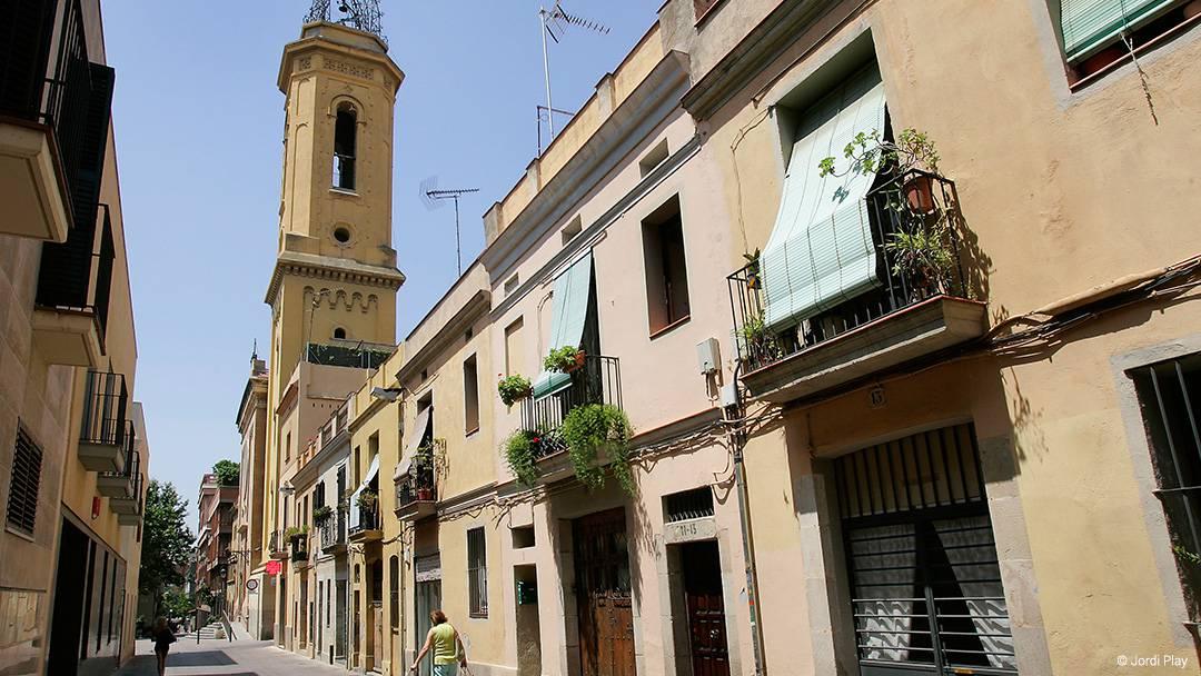 Paroisse de Santa Maria del Remei à Les Corts