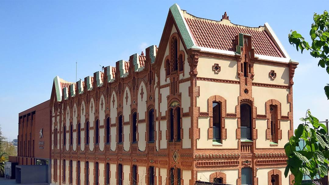 Edificio del CosmoCaixa