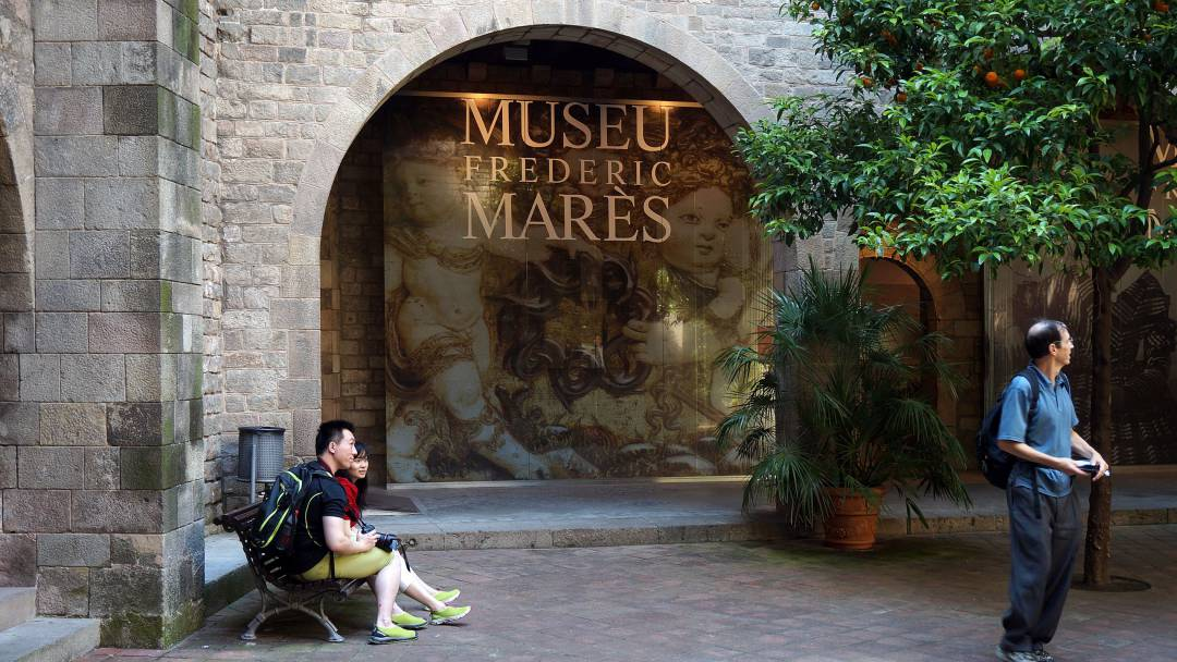 The Frederic Marès Museum
