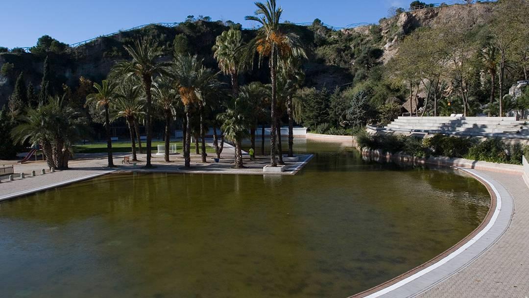 Piscina Creueta Del Coll Of Parc De La Creueta Del Coll Meet Barcelona