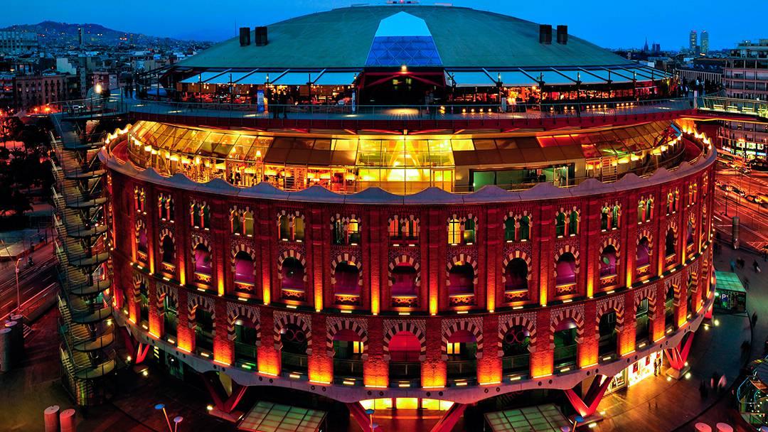 La plaza de espanya meet barcelona - Centro comercial maquinista barcelona ...