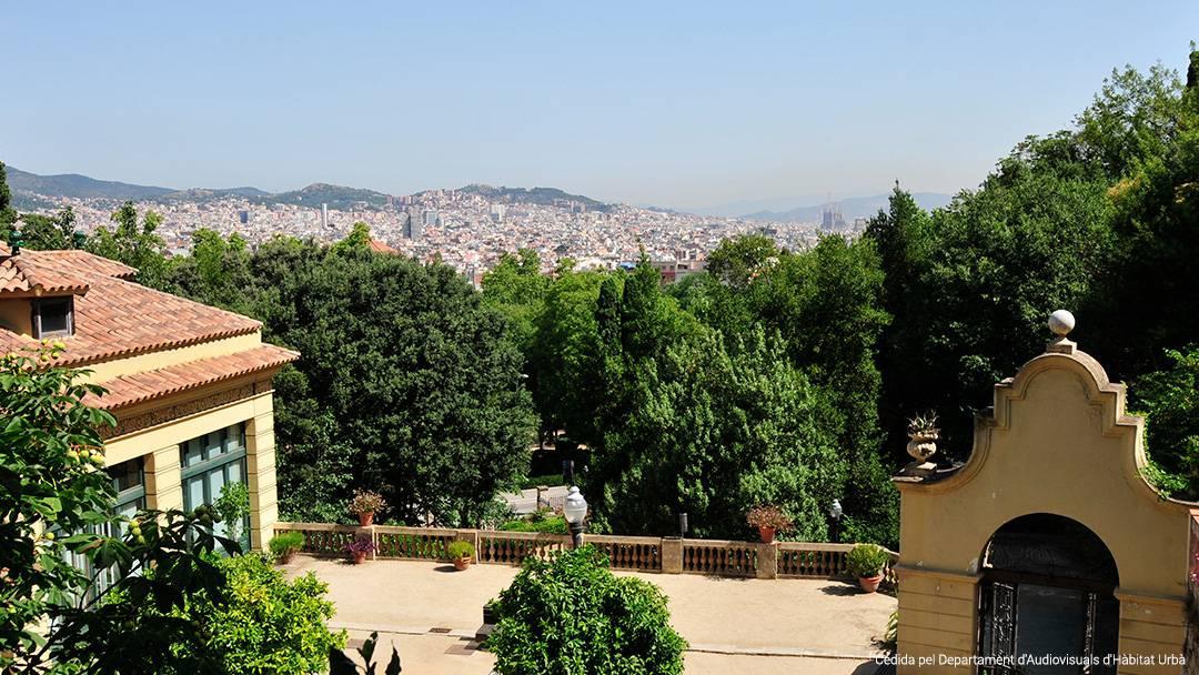 Jardins laribal meet barcelona for Jardines laribal