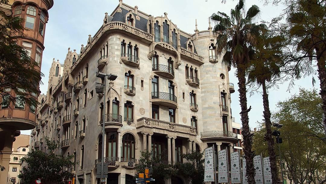 La casa fuster meet barcelona - Hotel casa fuster terraza ...