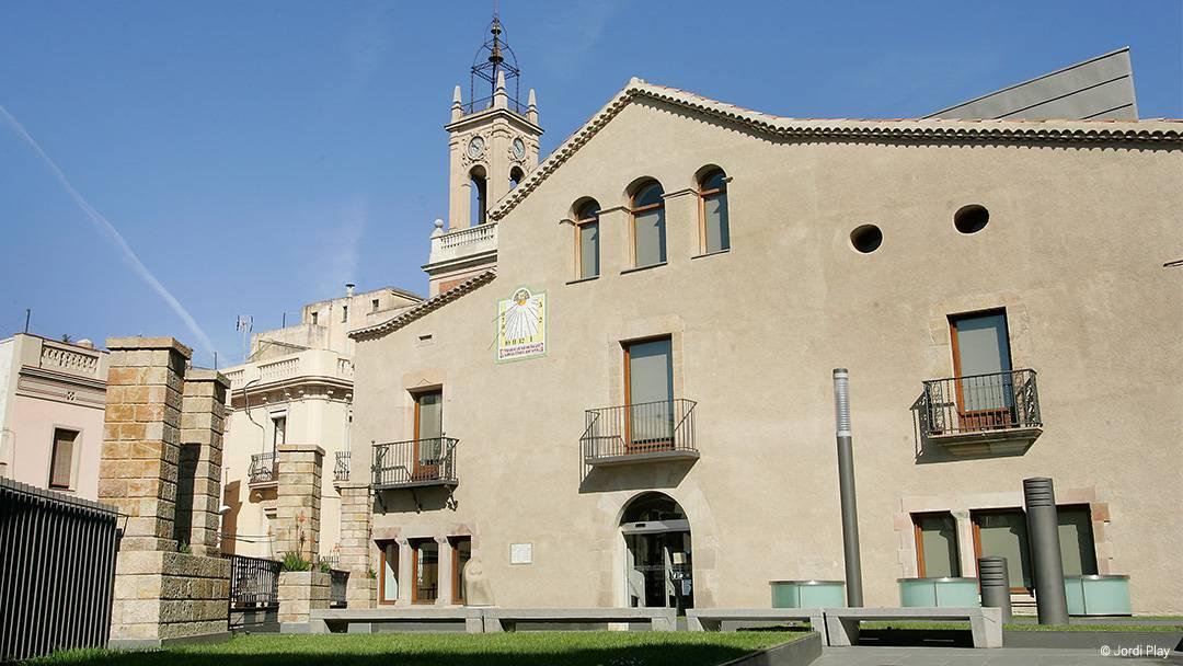 La bibliothèque d'Horta-Can Mariner