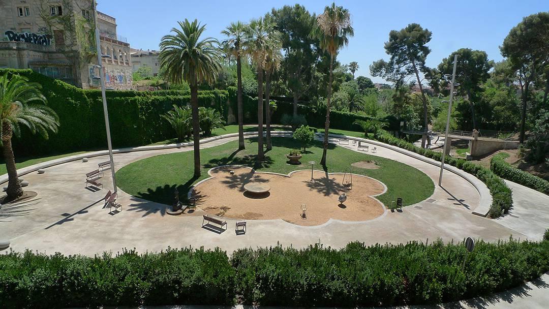 El parc de Joan Reventós