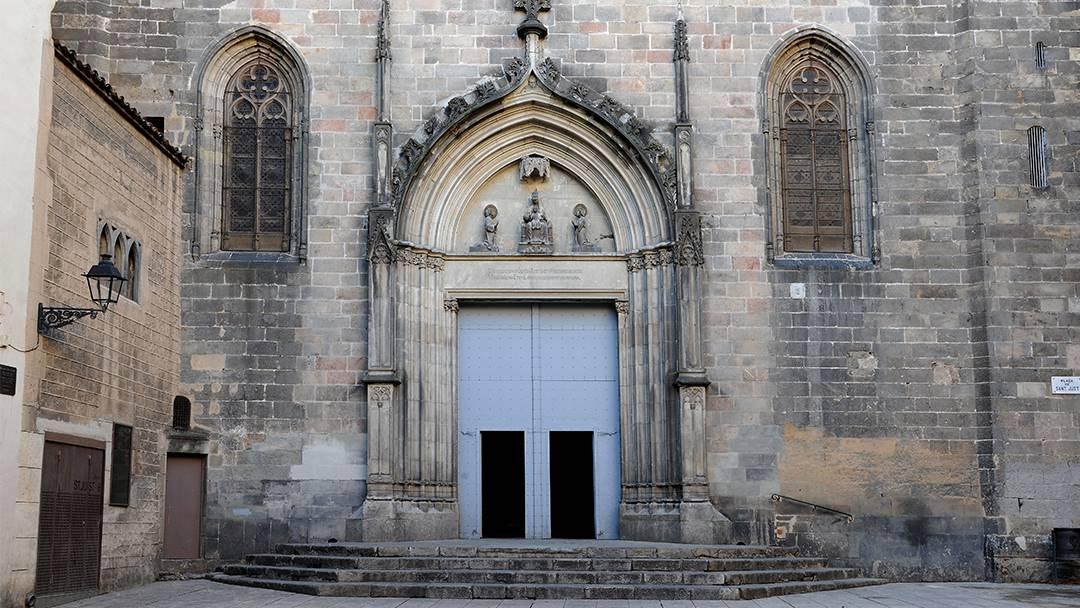 La parròquia dels Sants Màrtirs Just i Pastor