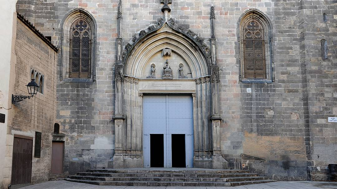 La parroquia de los Sants Màrtirs Just i Pastor