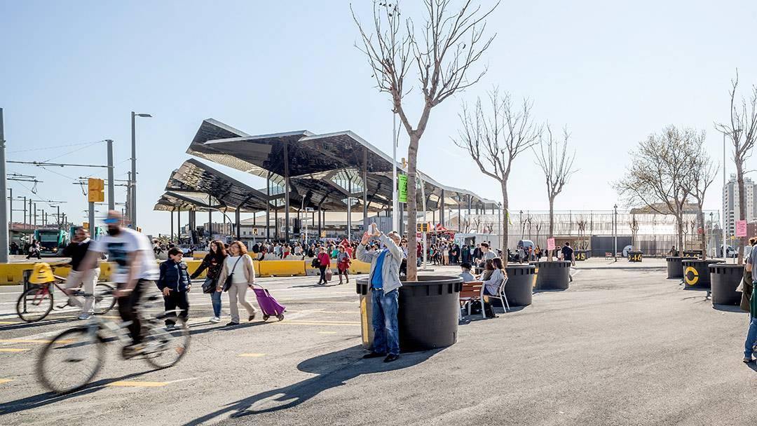 Plaza de las Glòries