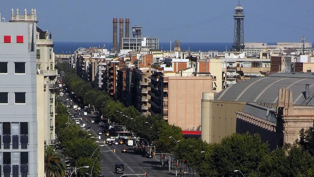 Image result for Avinguda del Paral Lel