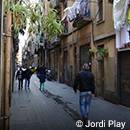 The heart of the Raval