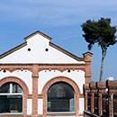 The Casa de l'Aigua in Trinitat Vella