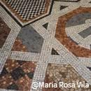 Mosaico de la parroquia de Sant Pacià
