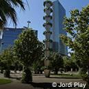 El parque del Centre del Poblenou