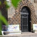 Porte d'entrée de la Torre Bellesguard