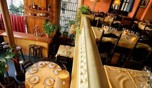 Bars i restaurants històrics