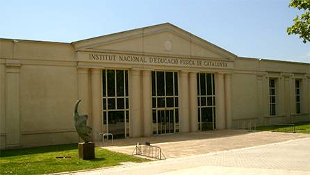 Instituto Nacional de Educación Física de Cataluña, UB