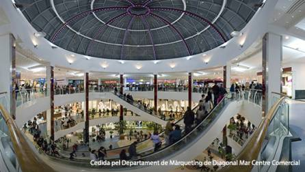 Centre comercial L'illa Diagonal