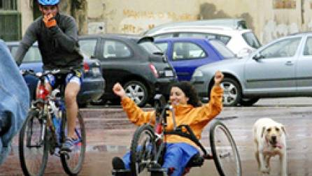Adapted sport