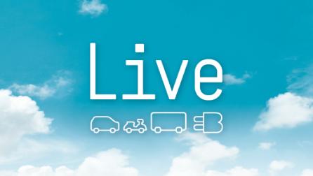 « Live » - véhicule électrique