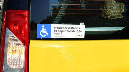 Taxis adaptats
