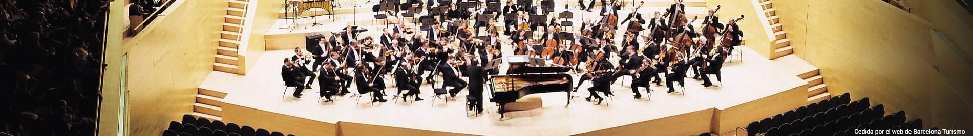 Orchestre de chambre à L'Auditori de Barcelone