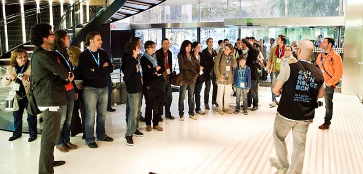 Imprescindibles meet barcelona for Openhouse barcelona