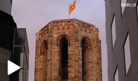 Súbete a la torre más alta de la Barcelona antigua